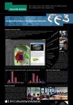 CE<sup>3</sup> - An eLearning Software for Cytological Educat<br><a target='_blank' href='http://cellmicrocosmos.org/images/posters/cm1/CmCEEE_ScienceFair2011_black__1_22low.pdf'>[PDF]</a> <a target='_blank' href='http://www.uni-bielefeld.de/berufseinstiegsmesse/perspektive_11/sciencefair.html'>[Conference]</a> <a style='color: #dddd00' target='_parent' href='http://cellmicrocosmos.org/index.php/home/cellmicrocosmos-news/110-24-11-2011-ce-wins-at-the-science-fair'>[PosterPrize]</a>