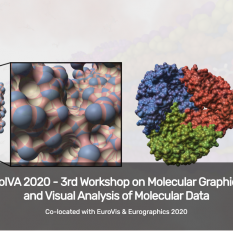 09.01.2020 CfP EUROVIS 2020 3rd MolVA Workshop